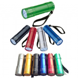 Mini Aluminum LED Flashlight