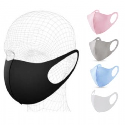 Reusable 3D Face Mask